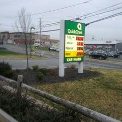 Photo taken at QuickChek by Joe P. on 3/21/2012