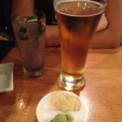 Photo taken at Boathouse Sushi by Walter M. on 6/23/2012