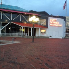 Photo taken at Rusty Scupper by Jeff C. on 3/12/2012