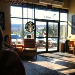 Photo taken at Starbucks by Ryan P. on 9/8/2012