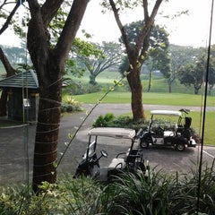 Photo taken at Taman Dayu Golf Club & Resort by Denny Yuliana R. on 7/18/2012