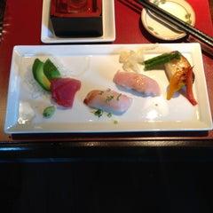 Photo taken at Naomi Sushi by Carter on 7/15/2012
