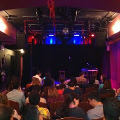 Photo taken at UCB Theatre East by Jason F. on 6/15/2012