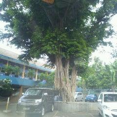 Photo taken at SD Pangudi Luhur by Devy B. on 5/16/2012