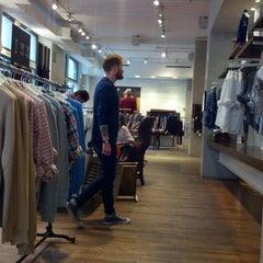 Photo taken at Ben Sherman by Barbara G. on 7/21/2012