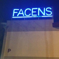Photo taken at Facens - Faculdade de Engenharia de Sorocaba by Leonardo C. on 8/24/2012