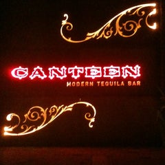 Photo taken at Canteen Modern Tequila Bar by Chris F. on 4/29/2012