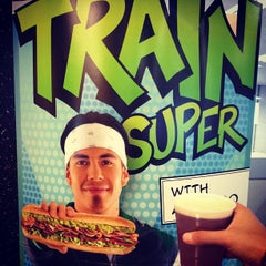 Photo taken at Subway by Alex C. on 8/15/2012