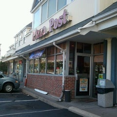 Photo taken at Pizza Post by Reece on 6/7/2012