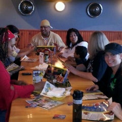 Photo taken at Quaker Steak & Lube® by Don S. on 3/18/2012