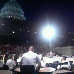 Photo taken at U.S. Capitol - Senate by Scott R. on 7/26/2012