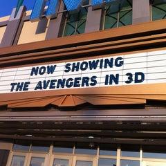 Photo taken at Warren Theatre by Dustin S. on 5/5/2012