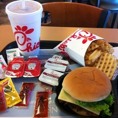 Photo taken at Chick-fil-A by Randy L. on 6/30/2012