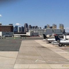 Photo taken at Gate B19 by Ashley R. on 7/22/2012