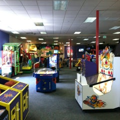 Photo taken at Chuck E. Cheese's by Kathryn E. on 5/4/2012