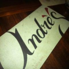 Photo taken at Andre's Cucina & Polenta Bar by Tessa on 8/3/2012