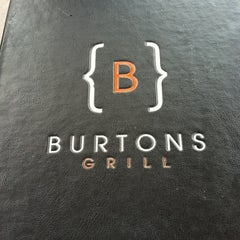 Photo taken at Burtons Grill by Chad F. on 8/10/2011
