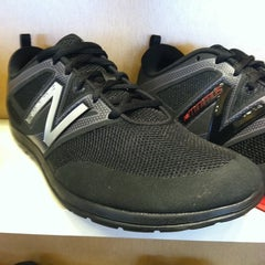 Photo taken at New Balance by Brian C. on 9/30/2011