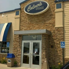 Photo taken at Culver's by Wigwam J. on 5/27/2012