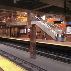 Photo taken at Castro MUNI Metro Station by Holden K. on 12/7/2011