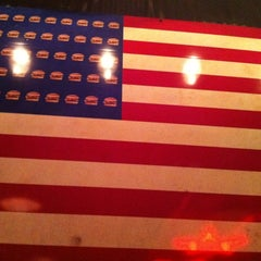 Photo taken at American Roadside Burgers by Burger D. on 11/24/2011