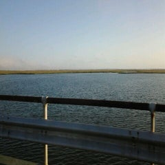 Photo taken at Margate Bridge by BillieMarie W. on 5/25/2012
