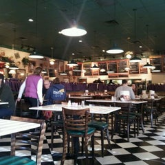 Photo taken at McAlisters Deli by Chris on 1/2/2012