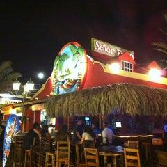 Photo taken at Señor Frog's Aruba by Leonardo M. on 1/20/2012