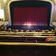 Photo taken at Palace Theatre by Gail W. on 10/21/2011