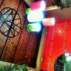 Photo taken at Pita Khubiz Cafe by Fond.Of.Food on 10/6/2011