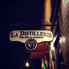 Photo taken at La Distillerie No. 1 by Choucri B. on 8/6/2012