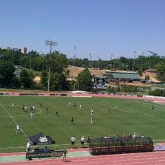 Photo taken at University of North Carolina at Charlotte by Jeff H. on 8/28/2011