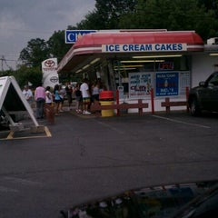 Photo taken at Cliff's Homemade Ice Cream by MontroAcademy.com on 7/24/2011