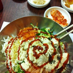 Photo taken at Korea House by Traveling V. on 3/13/2012