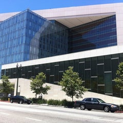 Photo taken at LAPD Headquarters by Baby V. on 6/5/2012