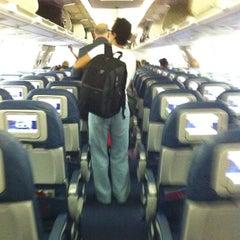 Photo taken at Terminal 3 by Susan C. on 5/25/2012