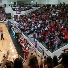 Photo taken at Cabot High School by Diana H. on 2/11/2012