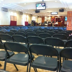 Photo taken at National Evangelical Church Kuwait by talata on 3/9/2012