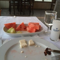 Photo taken at Mina Boutique Hotel Istanbul by Ufuk A. on 6/18/2012