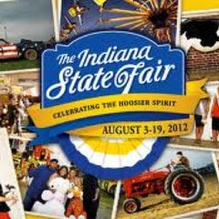 Photo taken at Indiana State Fairgrounds by Scott R. on 8/18/2012
