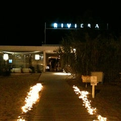 Photo taken at Riviera Mare Ristorante by Donatella F. on 8/22/2012