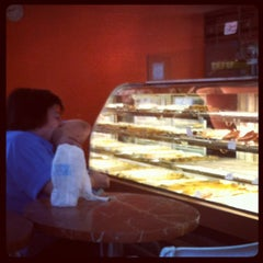 Photo taken at Settepani Bakery by Joy S. on 7/19/2012