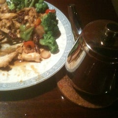 Photo taken at Silk Road Gourmet Chinese by Linda W. on 11/9/2011