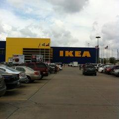 Photo taken at IKEA Houston by Brenda J. on 3/18/2012