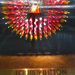 Photo taken at Louis Vuitton by Mike V. on 5/9/2012