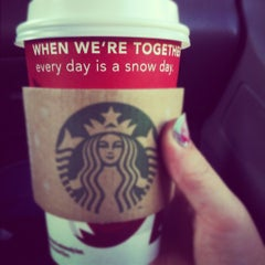 Photo taken at Starbucks by Regan V. on 11/19/2011
