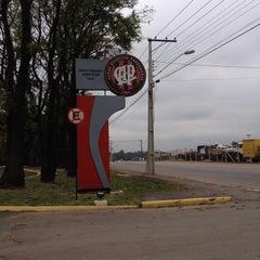 Photo taken at Centro de Treinamento do Caju by Rafael C. on 8/27/2012