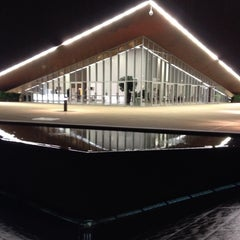 Photo taken at Irving Convention Center at Las Colinas by Ben W. on 5/13/2012