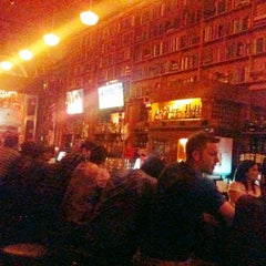 Photo taken at Library Bar by Chris B. on 7/17/2011