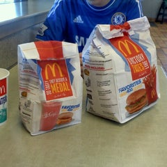 Photo taken at McDonald's by Taylor S. on 8/5/2012